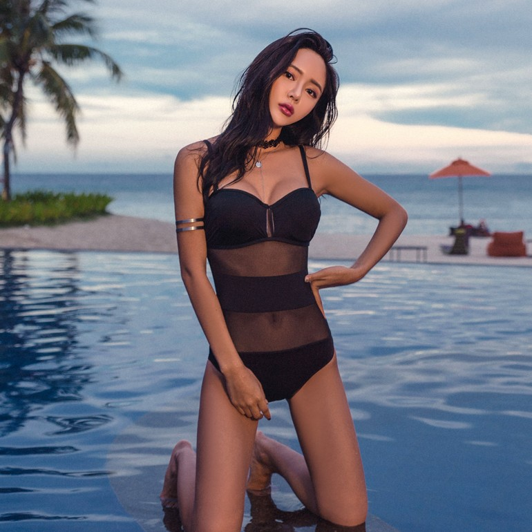 Sports Swimsuit Swimwear Female Swim Suit Push Up One Piece Bikini Bathing Woman Sexy Women 2018 New Rims Polyester Solid Sierra