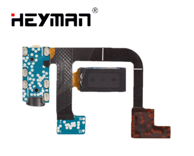 5c6fef59dd45 Heyman Flex Cable for Samsung S5660 Handsfree Connector Flat Cable Cell  Phone Replacement parts(with speakers