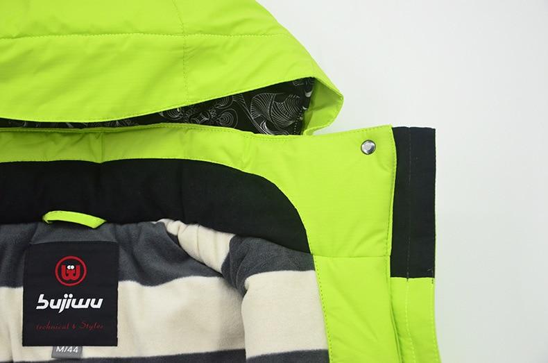 2018 New Brand Winter Warm Ski Jacket Snow Coat For Women Size S XXL ... 8f9bc576a
