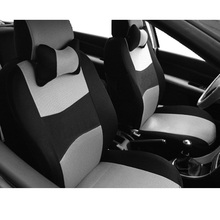 Carnong Car seat cover for Porsche cayenne panamera cayman Boxster sandwich four season fabric seat covers auto seat covers front rear special leather car seat covers for porsche all models cayman cayenne macan panamera boxster auto accessories