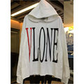 Hip hop Streetar Men/women vlone hoodie Harajuku Skateboard Fashion HipHop Men's cotton Hoodies High Quality V032