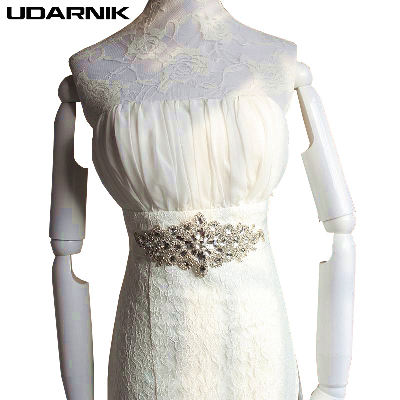 Women Crystal Bride Cummerbunds Corset  Lace Up Waistband 12 Colors Polyester Dress Belt Wedding Accessories Fashion New 223-207