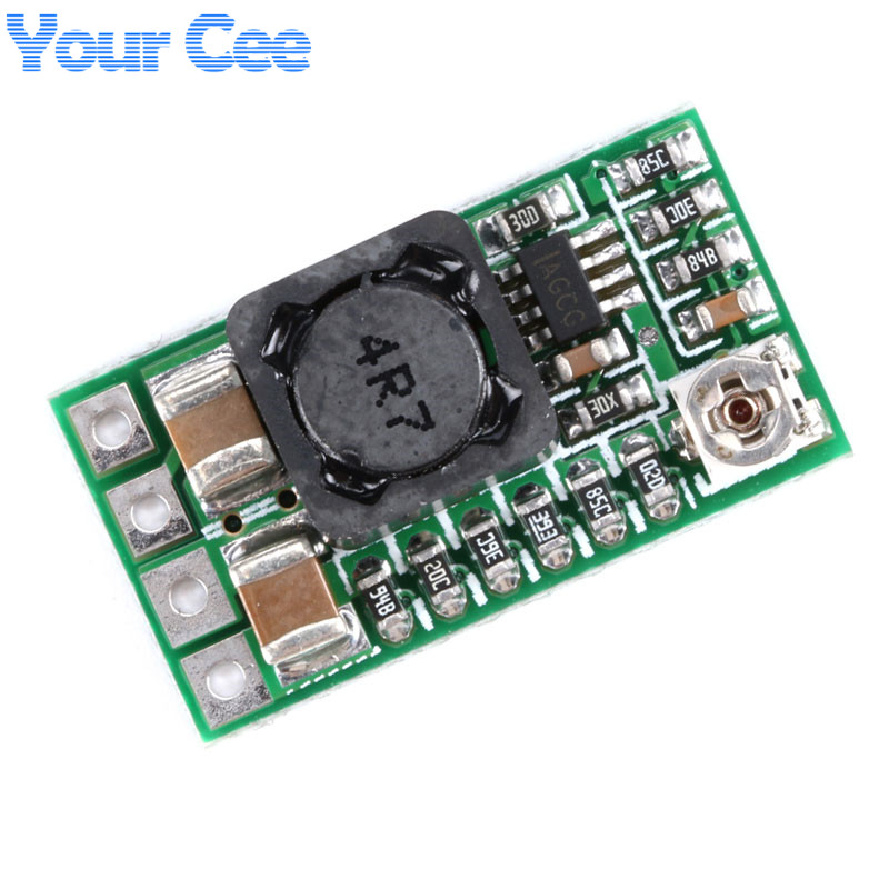 5 pcs Mini DC DC 12/24V to 5V3A Step Down Module Power Supply Module Converter 97.5?justable Efficiency Output Voltage|dc-dc down|step down dc-dcpower module - AliExpress
