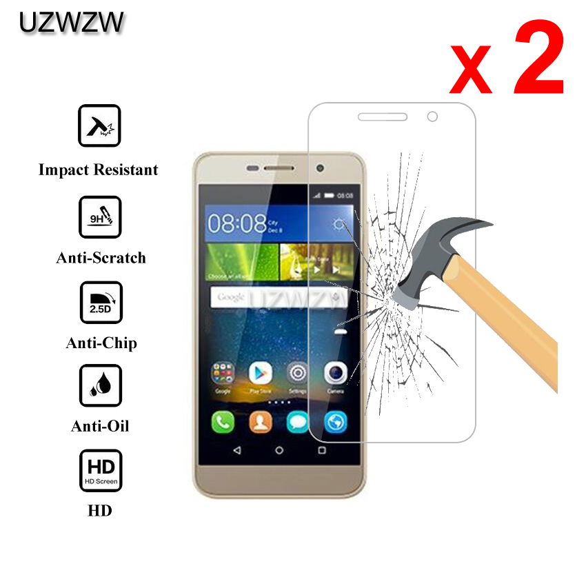 2pcs For Huawei Honor 4C Pro Glass Premium 2.5D Tempered Glass Screen Protector For Huawei Honor 4C Pro Protective Glass