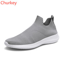 Men Lightweight Mesh Shoes Walking Casual Breathable Outdoor Male Tennis Sneakers Driving Sock Shoes Comfortable Loafers цены онлайн