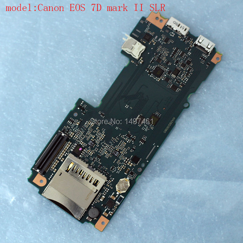 New Main circuit Board motherboard PCB repair parts for Canon EOS 7D mark II ; 7D2 7DII DS126461 SLR runcam 2 pcb main board