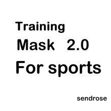 Бокс, outernet поставляет стили оборудование обучения фитнес маска спорт открытый мужчины