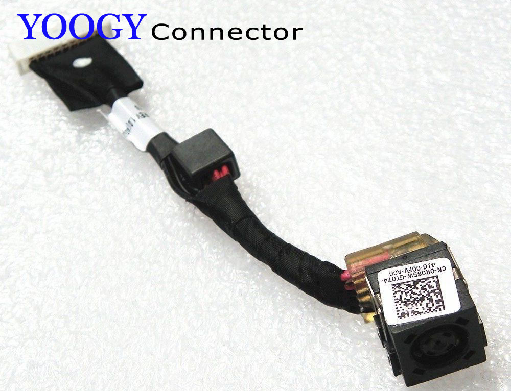 1x 0R085W DC30100NF00 for Dell Alienware M17R5 M17X R5 17 R1 DC power jack cable