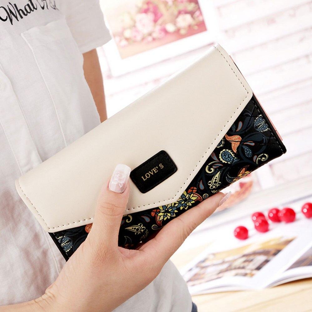 Aelicy 2018 fashion leather wallet femal