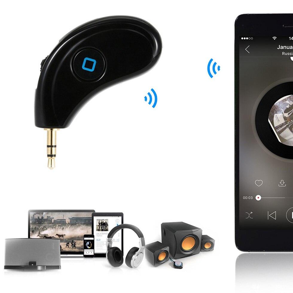 Funkadapter Zuversichtlich Neueste 10 Teile/los Mini Drahtlose Bluetooth 4,0 Empfänger Mit 3,5mm Audio Interface Aux Freisprecheinrichtung Anruf Musik Spieler Adapter