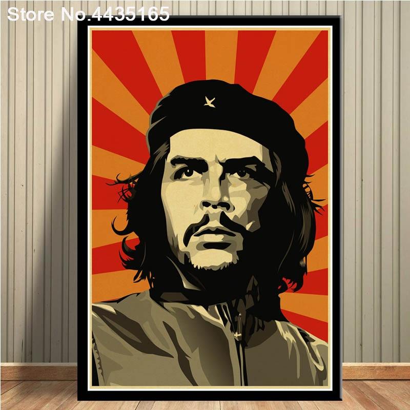 Ernesto Che Guevara Revolution Giant Wall Art Poster Print