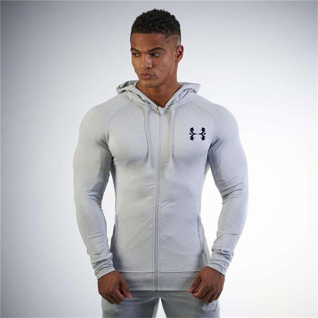 Turner Hooded Sports Jacket