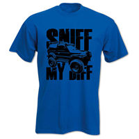 f09c69b6 Sniff My Diff Off Road Cross Country 4x4 Mudding Hobbie Mens T Shirt MP New  T