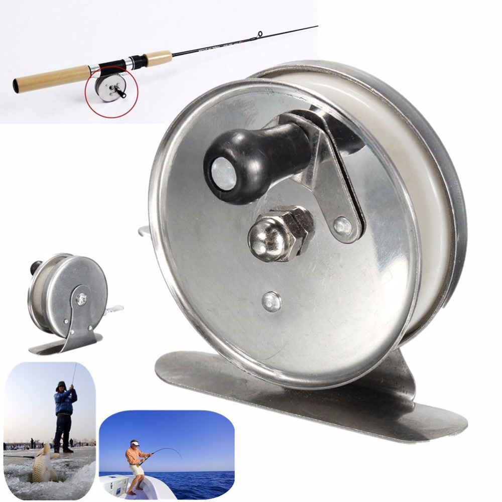 Aluminum alloy high speed fishing reels saltwater sea ice for Cheap fishing reels