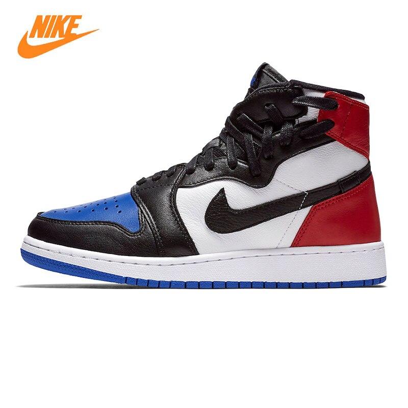 Nike AIR JORDAN 1 REBEL XX OG mujeres zapatos de baloncesto, rojo y ...