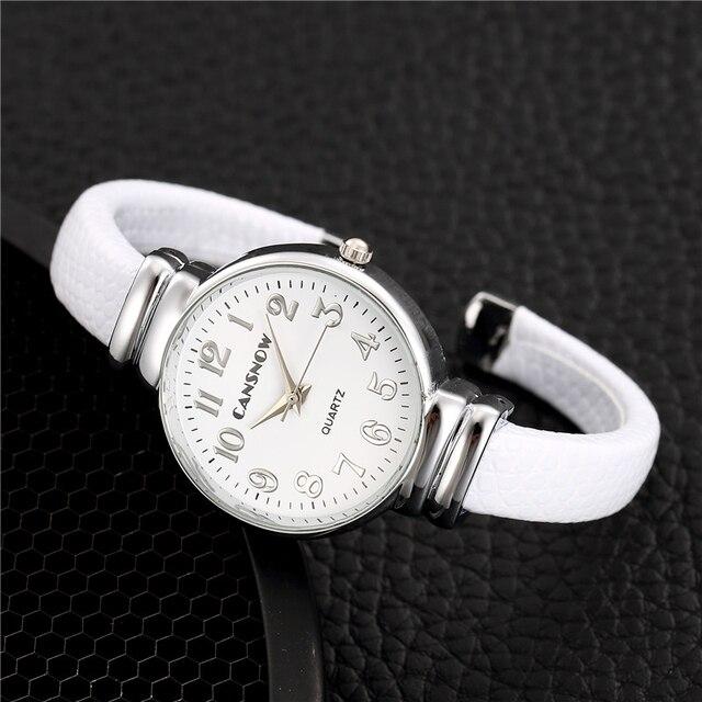 Women's Bangle Bracelet Watch 5
