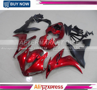 CANDY RED WITH WHOLE TANK ABS Injection Fairing Kit for R1 2004 2005 2006