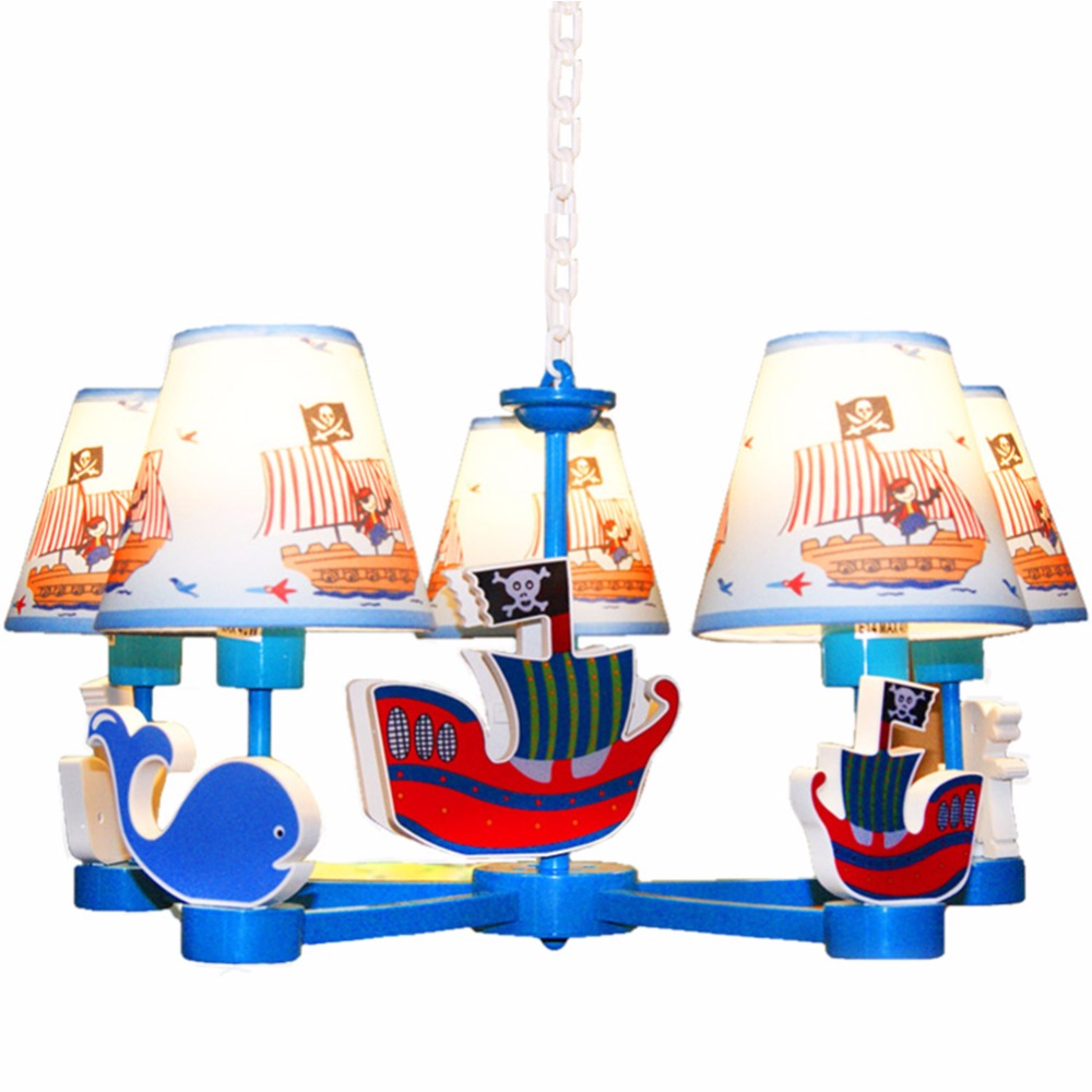 110V 220V LED E14 Luxury Lustre Design Kids Room Cartoon Led blue Chandelier Contemporary Led Home Lighting Led Lamp hghomeart kids room cartoon led chandelier flower lustre led 110v 220v e14 led chandeliers home lighting chandelier baby