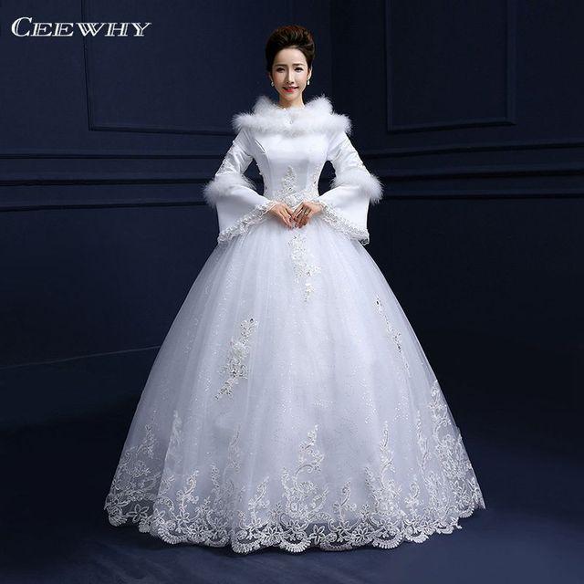 blanco completo mangas plumas bordado con gradas del vestido de boda