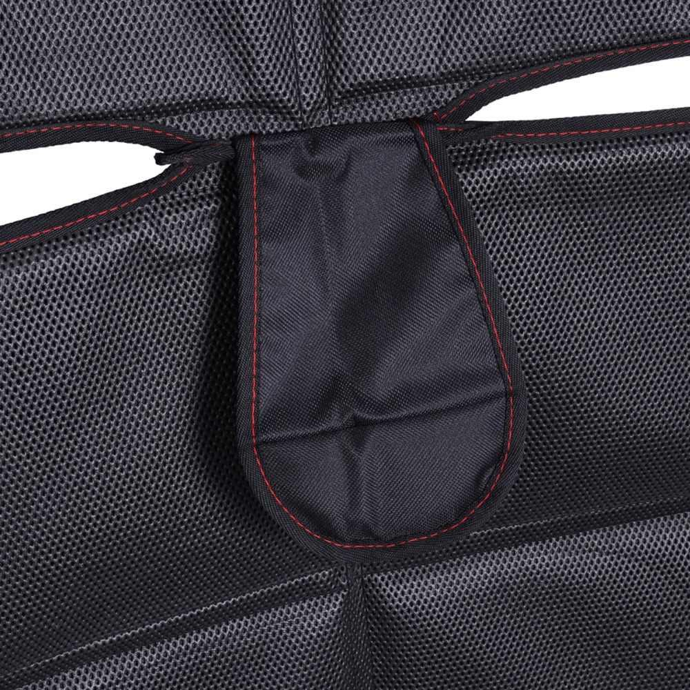 123*48 см Оксфорд хлопка роскошные кожаные Автокресло протектор ребенок протектор Авто сиденье Коврик Улучшенная защита для автокресло