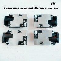 Free Shipping High Precision Laser Sensor 5M 20HZ USB TTL Serial Port STC Microcontroller Laser Distance