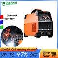 Супер 400A IGBT инвертор портативный дуговой сварочный аппарат оборудование Электрический сварочный аппарат ZX7-250 315 400