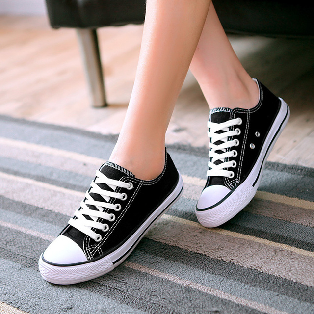 Flats Womens Girls Fashion Canvas Lace Up High Top Sneakers Sports Shoes Hot#Sz