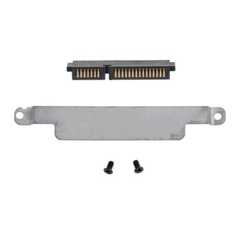 HDD Caddy Bracket Hard Drive Cover Adapter Connector Laptop Accessory Screw for DELL E6230 hdd caddy bracket for hp dv2000 dv3000 dv2700 laptop accessory hard disk drive interface adapter dropshipping