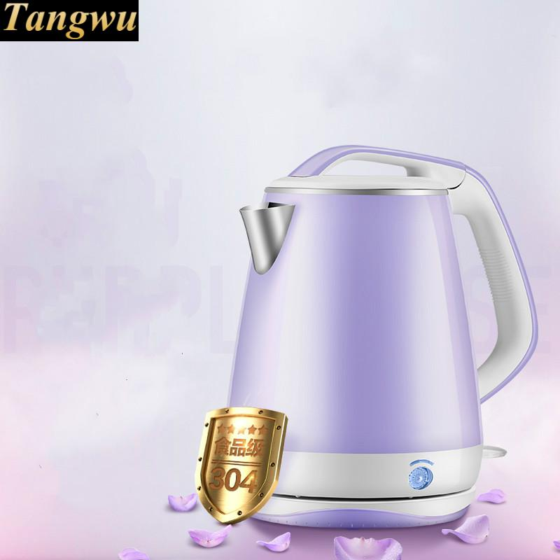 electric kettle has 304 stainless steel Safety Auto-Off Function цена