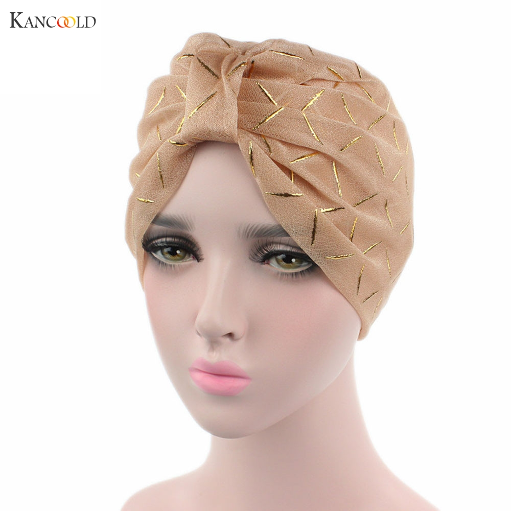 Women Hat Beanie Scarf Turban Head Wrap Keep caps Hats for Women new Silk Yarn Chemo Beanies Female Warm Muslim cap 2017 JY4A women s hat muslim flowers decorated beanies scarf cap two color fashion flower hat famous winds tight adjustment female hat