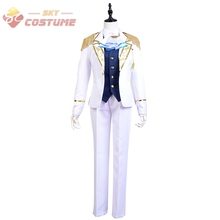 Anime Ensemble Stars Idol Unit Fine Cosplay Costume For Men Halloween Party New Arrival