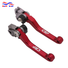 Motorcycle Brake Clutch Lever For Honda CR CR125R CR250R CRF CRF150R 250R 250X 250L 250M 450R 450X 450RX 125 150 250 450 R X RX