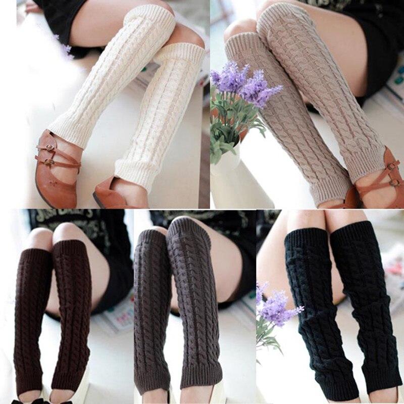 Knitting Pattern Thigh High Leg Warmers : Popular Crochet Socks Pattern-Buy Cheap Crochet Socks Pattern lots from China...
