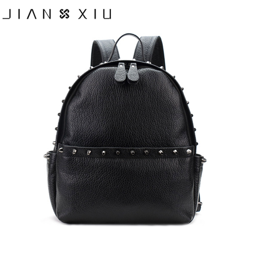 Jianxiu Brand Women Backpack Pu Leather School Bags Mochilas Mochila Feminina Bolsas Mujer Backpacks Rugzak Back Pack Bag 2018 #2