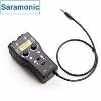Saramonic SmartRig + XLR/3.5 מ