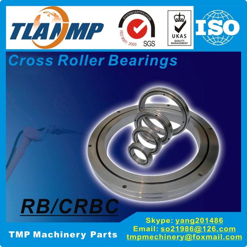 RB40040UUCC0 P5 Crossed Roller Bearings (400x510x40mm) Turntable Bearing TLANMP Precision  bearing for cnc machine|bearing flanged|bearing 16mm|bearings miniature - title=