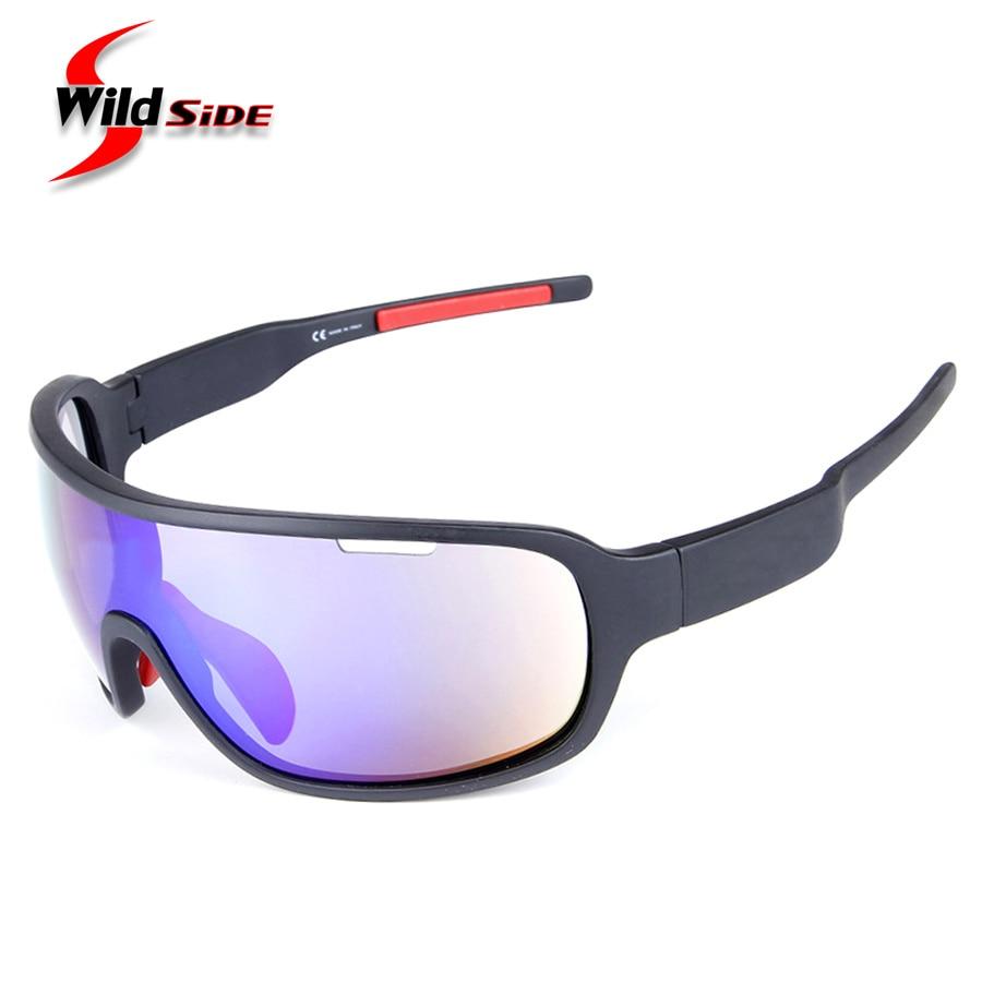 Prix pour Obaolay 2016 vtt lunettes de soleil en plein air sport cyclisme lunettes 2 lentille antireflet tr90 unisexe vélo de route vélo lunettes équitation lunettes