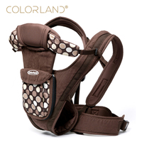 COLORLAND 0 36 Months Four Seasons Universal Kangaroo Baby Backpack Carrier Brand Baby Sling Carrying Belt