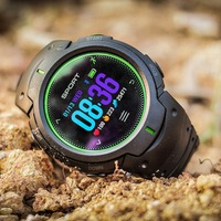 DTNO.1 F13 Smart watch ip68 Waterproof Sport running watch Multisport Color LCD Smart notification Sport tracker IOS/android