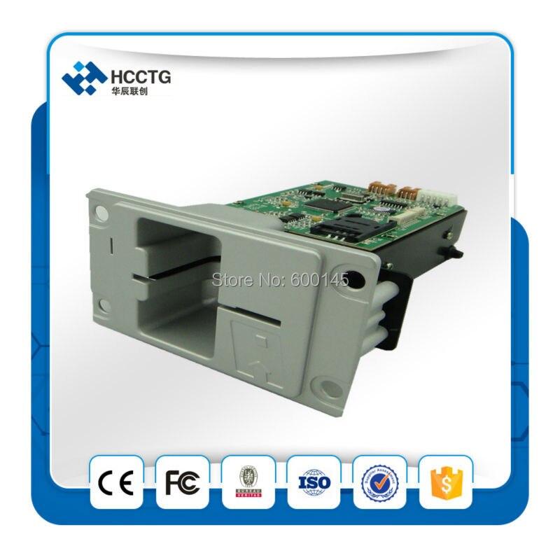 Chino 13,56 MHz serie Atm de lector de tarjeta de Chip, escritor/dispensador de tarjetas kiosk. HCRT288K - 3