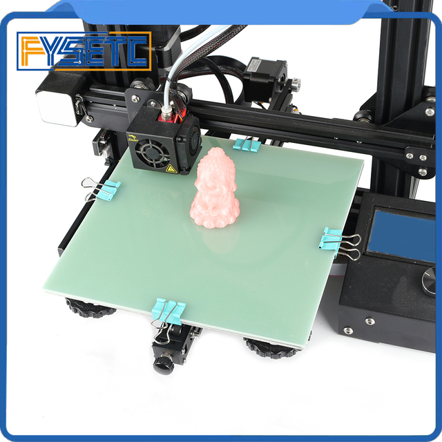 Cheap 2pcs 235*235*3mm 3D Printer Hotbed Build Plate 3D Printer Polypropylene Build Plate For Creality Ender-3 Printer Newest