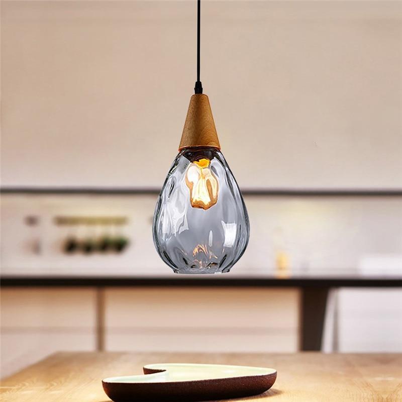 lowest price Nordic designer long shape restaurant living room model room pendant lamp glass ball metal rod pendant lights