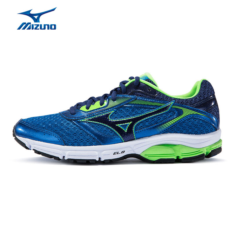 цена MIZUNO Men's IMPETUS 4 Running Shoes Light Weight Cushioning Wearable Sports Shoes Sneakers J1GC161303 XYP511 онлайн в 2017 году