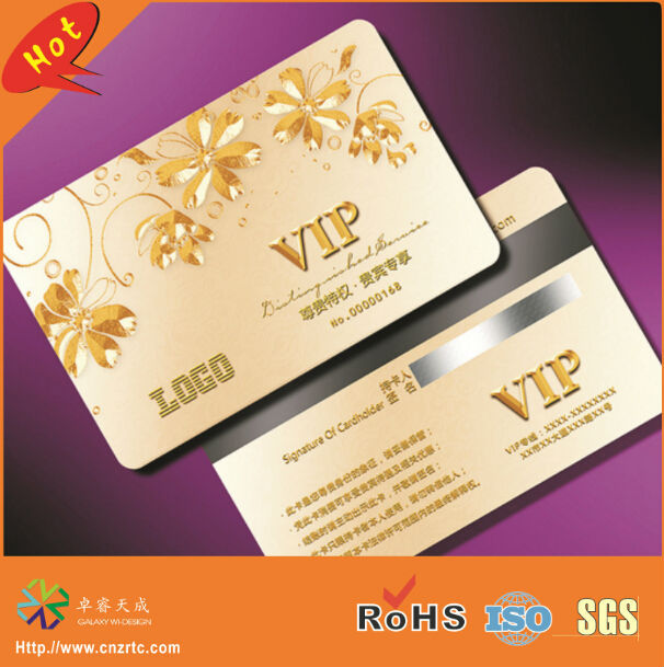 Special high grade fancy magnetic strip panel gold plastic vip card special high grade fancy magnetic strip panel gold plastic vip card in business cards from office school supplies on aliexpress alibaba group reheart Gallery