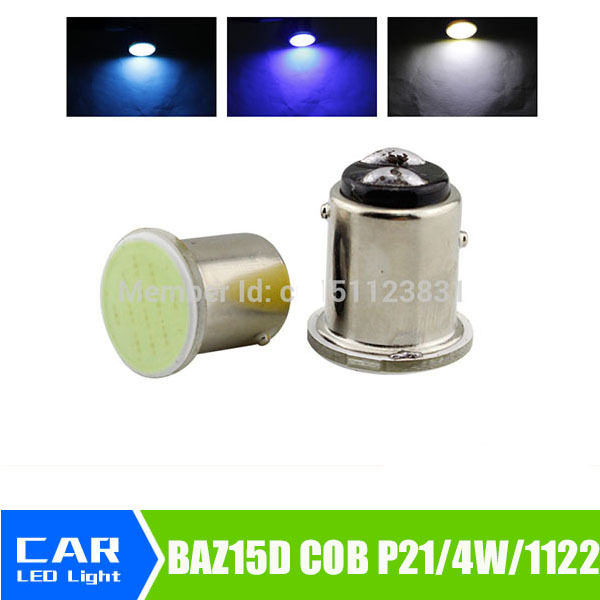 BAZ15D led 1122 COB p21/4w 12SMD Super White 12v bulbs ICE BLUE RV Trailer Truck car styling Light parking Auto led Car lamp чехол с аккумулятором gmini mpower case mpcs5 white для galaxy s5 4200mah