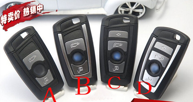 New Top Smart Remote Key Shell For BMW 3 5 7 Series F
