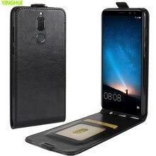 YINGHUI For Huawei Nova 2i Luxury Wallet PU Leather Back Cover Case  Flip Phone Protective Bag For Huawei Nova 2i цена 2017