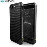 X Doria Case For IPhone 7 Defense Lux Military Grade Drop Tested TPU Aluminum Premium Protective
