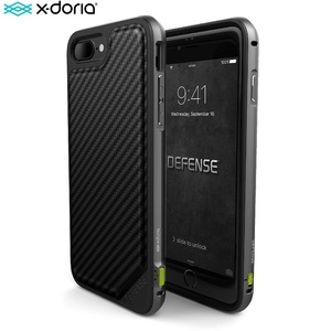 Image 1 - X ドリア防衛ルクス電話ケース iphone 7 プラス 7 Coque 軍事グレードテスト TPU アルミ保護 iphone 7