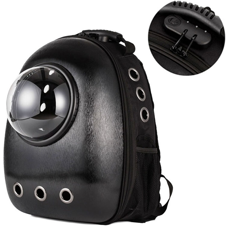 Astronaut Small Dog Backpack Carrier 2